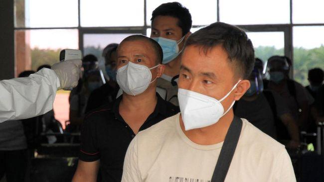 PAN meminta pemerintah menjelaskan secara rinci mengapa tenaga kerja asing asal China didatangkan di tengah pandemi.