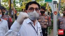 Petinggi PSI Jatim Diklaim Dukung Machfud, Tolak Calon PDIP
