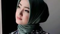 <p>Awal pertama kali Marcella memakai hijab yakni pada Agustus 2020. (Foto: Instagram @marcella_simon)</p>