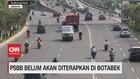 VIDEO: PSBB Belum Akan Diterapkan di Bodetabek