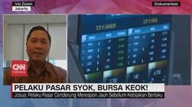 VIDEO: Pelaku Pasar Syok, Bursa Keok