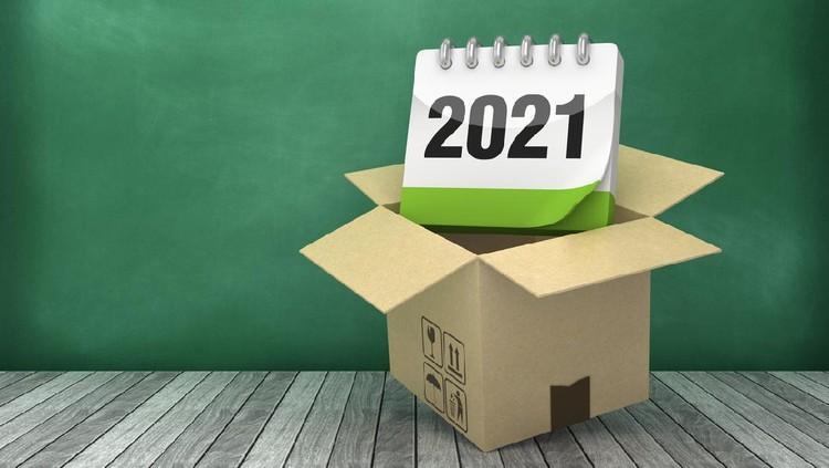 Calender 2021