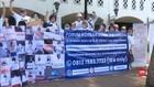 VIDEO: Nasabah Jiwasraya Unjuk Rasa Tuntut Pengembalian Dana