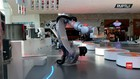 VIDEO: Cegah Covid-19, Robot Gantikan Tugas Pelayan Kafe