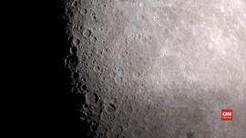 VIDEO: NASA Buka Proyek Tambang di Bulan