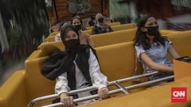 PSBB Transisi, Warga dari Luar Jakarta Boleh Kunjungi Ancol