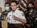 Anies Perpanjang PSBB Transisi Jakarta sampai 8 November 2020