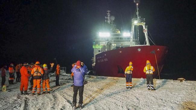 Antartika menjadi satu-satunya benua yang hingga saat ini tidak mencatatkan kasus virus corona.