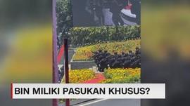 VIDEO: BIN Miliki Pasukan Khusus?