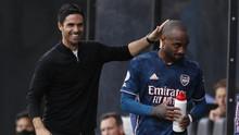Arsenal Keok, Arteta Enggan Salahkan Lacazette