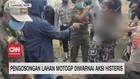 VIDEO: Pengosongan Lahan MotoGP Diwarnai Aksi Histeris