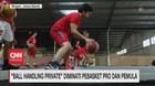 VIDEO: 'Ball Handling Private' Diminati Pebasket Pro & Pemula
