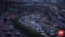 Ingat Pedoman Kesehatan Meski Terjebak Macet di Jalan