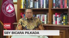 VIDEO: SBY Bicara Pilkada