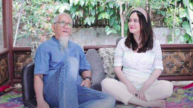 Shandy Aulia dan Ayahnya