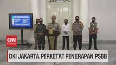 VIDEO: Anies: Tes Corona di DKI 4 Kali Lipat dari Standar WHO