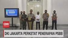 VIDEO: Pembatasan Jumlah Penumpang Selama PSBB DKI