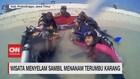 VIDEO: Wisata Menyelam Sambil Menanam Terumbu Karang