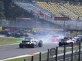 Penuh Insiden, Hamilton Menangkan F1 GP Tuscan