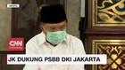 VIDEO: JK Dukung PSBB DKI Jakarta