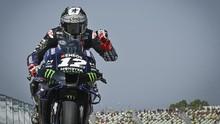Vinales Pole MotoGP Emilia Romagna Sampai MU Kalah 1-3