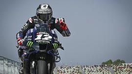 MotoGP Emilia Romagna: Vinales Merasa Seperti Anak Kucing