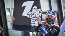 Pole Lagi, Vinales Lebih Optimistis di MotoGP Emilia Romagna