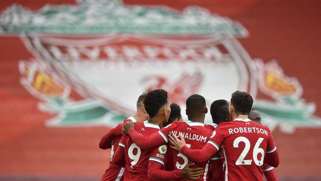 Liverpool sedang tidak baik-baik saja jelang lawan Ajax Amsterdam di fase grup Liga Champions setelah Virgil van Dijk cedera parah.