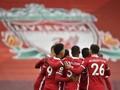 FOTO: Liverpool Taklukkan Leeds dalam Drama Tujuh Gol