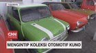 VIDEO: Mengintip Koleksi Otomotif Kuno
