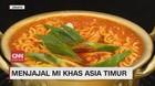VIDEO: Menjajal Mi Khas Asia Timur