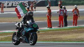 Morbidelli dan Miller Puas Duel di Akhir MotoGP Valencia