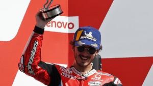 Resmi: Pecco Bagnaia Gantikan Dovizioso di Ducati