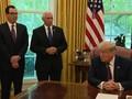 VIDEO: Perjanjian Damai Israel-UEA Diteken di Gedung Putih