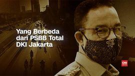 VIDEO: Yang Berbeda dari PSBB Total DKI Jakarta