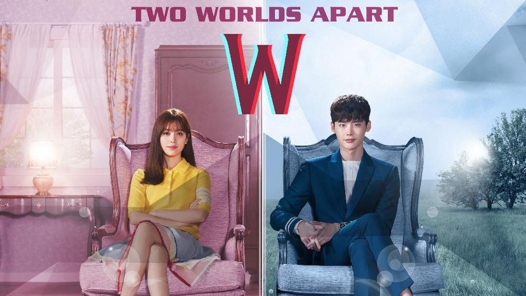 Sinopsis W-Two Worlds Episode 14