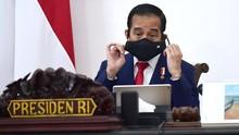 Jokowi Ungkap Masalah Lahan dalam Proyek Food Estate