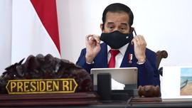 Menag Positif Corona, Jokowi Sudah Tak Bertemu 2 Bulan