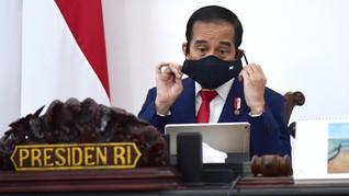 Jokowi Mania: Presiden Seperti Jalan Sendirian Setahun Ini