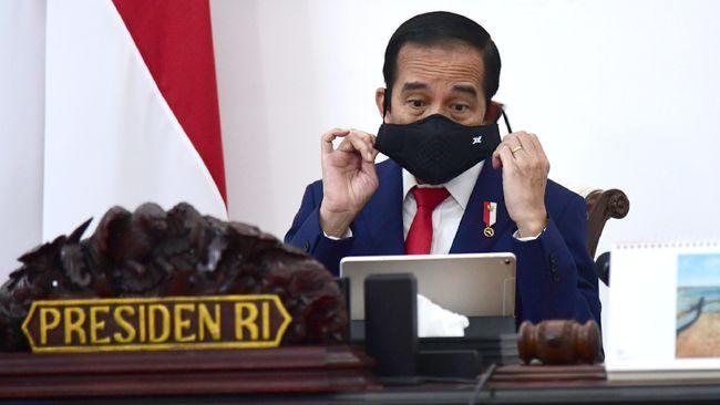 Pihak Istana Kepresidenan memastikan Presiden Jokowi sudah tak bertemu tatap muka secara langsung dengan Menag Fachrul Razi.