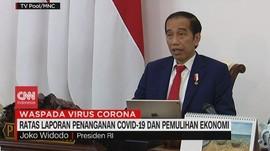 VIDEO: Jokowi: Jangan Buru-buru Menutup Sebuah Kota