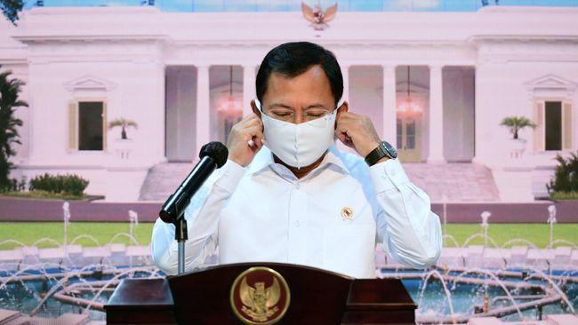 Menkes Terawan mengatakan MoU yang ditandatangani pemerintah Indonesia bersama UNICEF hari ini adalah pembaharuan dari kesepakatan dua pihak sejak 2004 silam.