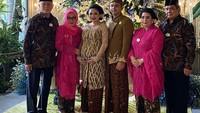 <p>Acara mitoni istri Danny Rukmana digelar mewah namun hanya dihadiri keluarga dan rekan terdekat mengingat sedang pandemi Corona, Bunda.</p>