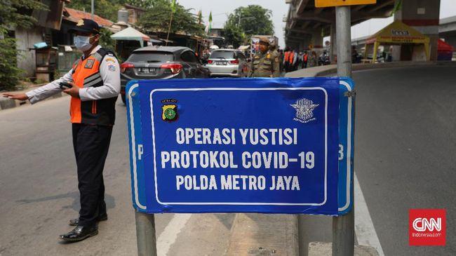 Psbb Jakarta Jokowi Minta Daerah Tak Buru Buru Tutup Wilayah