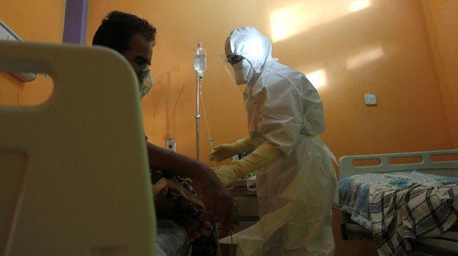 Dinkes Yogyakarta mendapat pasokan 65 bed pasien Covid-19, untuk mengamankan keterisian RS rujukan setidaknya dalam 2-3 hari ke depan.