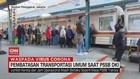 VIDEO: Pembatasan Transportasi Umum saat PSSB DKI