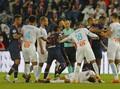 Kronologi Tawuran dan Lima Kartu Merah di PSG vs Marseille