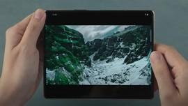 Memotret Bak Profesional dengan Samsung Galaxy Z Fold2