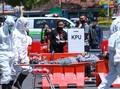 Ketua Positif Covid, KPU Akui Pilkada Berisiko Jika Dilanjut
