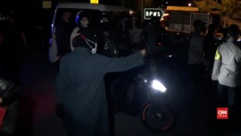 VIDEO: Wah...Tak Gunakan Masker di Surabaya Didenda 250 ribu